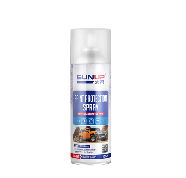 S6021 Paint Protection Spray 450ml